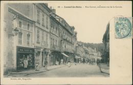 70 LUXEUIL LES BAINS / Rue Carnot, L'Ancienne Rue De La Corvée / - Luxeuil Les Bains