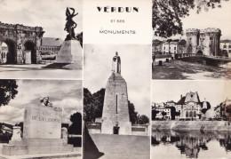 VERDUN MULTIVUES (DIL139) - Monuments Aux Morts