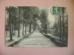 CP LA VARENNE ST HILAIRE N°2  AVENUE CHEVALIER - ECRITE EN 1906 - Saint Maur Des Fosses