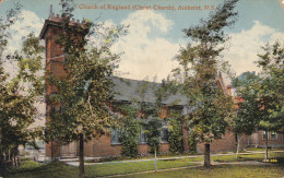 Church Of England , AMHERST, Nova Scotia , Canada , PU-1914 - Non Classificati