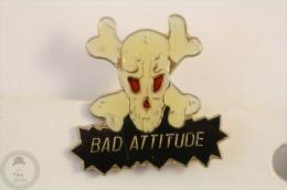 Bad Attitude Music Group - Pin Badge #PLS - Música