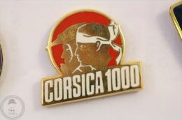 Corsica 1000 - Pin Badge #PLS - Motos