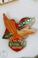Mean Motor Machine Eagle - Pin Badge #PLS - Motos