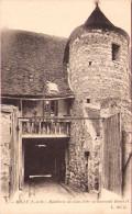 MILLY - Hôtellerie Du Lion D'Or, Où Descendit Henri IV - Milly La Foret
