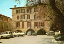 < Automobile Auto Voiture Car >> Peugeot 404, 504, 403, Renault Caravelle, 4L, R8, Fiat 850 Spider, Valbonne - Passenger Cars