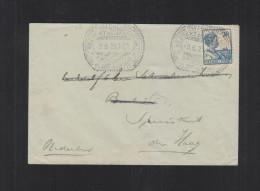 Brief Buitenzorg 1925 - Niederländisch-Indien