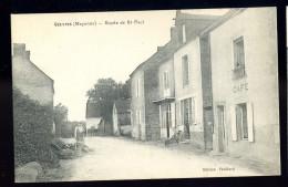 Cpa Du 53 Gesvres  Route De St Paul        ...  Villaines La Juhel Mayenne    TRIS11 - Villaines La Juhel