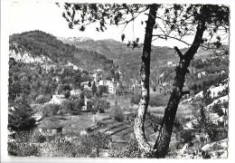 CPSM De La Vernea De Contes (Alpes Maritimes 06): Vue Du Quartier Du Ray. Au Loin Berre Les Alpes - Contes