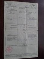 HOEVEN Théodore Nationale Kas Voor Oorlogspensioenen Anno 1934 / Met Pasfoto ( Zie Foto´s Voor Details) ! - Documents