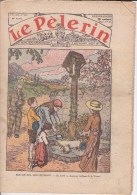 LE PELERIN Hebdomadaire N° 3084 3 Mai 1936 Mois De Mai Mois De Marie, Concert Des Nations, Ile De Lérins ... - Livres, BD, Revues
