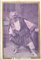 Chromos Réf. A 14-200 Crêmes L. Revault  Spectacle J. Raunay M Fugere ( Falstaff) - Süsswaren