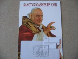 VATICANO 2014 CANONIZZAZIONE PAPA GIOVANNI XXIII - Papi