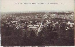 La Varenne Chennevières   48          Vue Panoramique - Francia