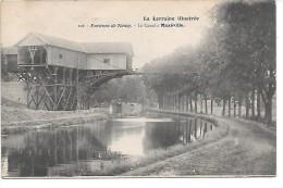 Le Canal à MAXEVILLE - Maxeville