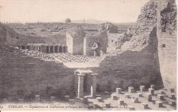 CPA Timgad - Tépidarium Et Caldarium Principal Des Grands Thermes Du Nord  (5833) - Batna