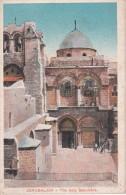 PC Jerusalem - The Holy Sepulchre (5837) - Israel