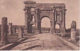 CPA Timgad - Arc De Trajan (5839) - Batna