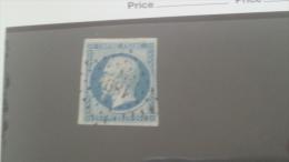 LOT 209998 TIMBRE DE FRANCE OBLITERE N�15 VALEUR 285 EUROS
