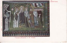 PC Ravenna - Teodora.Musaico In S. Vitale (5842) - Ravenna
