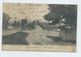 Conflans-Sainte-Honorine (78) : Entrée Du Pont En 1904 PF. - Conflans Saint Honorine