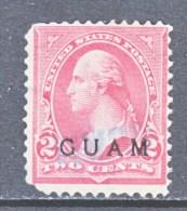 GUAM 2a  Fault  (o) - Guam
