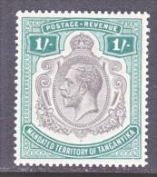 TANGANYIKA  39  * - Kenya, Uganda & Tanganyika