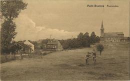 Petit- Rosière : Panorama    (  Ecrit Avec Timbre )  Ramillies - Ramillies
