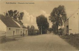 Petit- Rosière :  Chaussée Vers Louvain      (  Ecrit Avec Timbre )  Ramillies - Ramillies