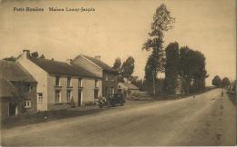 Petit- Rosière :  Maison Lanoy-Jaupin       (  Ecrit Avec Timbre )  Ramillies - Ramillies