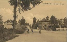 Petit- Rosière :  Passage A Niveau - Ramillies