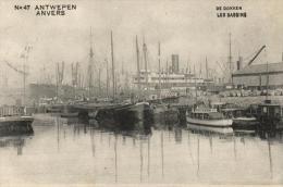 BELGIQUE - ANVERS - ANTWERPEN - De Dokken - Les Bassins. (n°47). - Antwerpen