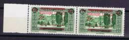 Grand Liban: 1928 , Maury 115  , Une Bar Sur 1,25 Timbre A Droite, Ne Pas Dans Maury, Bord De Feuille Neuf ** MNH Yv 118 - Great Lebanon (1924-1945)