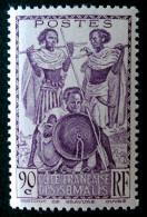 GUERRIERS 1939 - NEUF ** - YT 181- MI 168 - TIMBRE GRAVE - Côte Française Des Somalis (1894-1967)