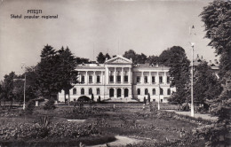 Pitesti Sfatul Popular Regional Postcard 124 - Roemenië
