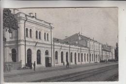 LIETUVA / LITAUEN - KAUNAS, Bahnhof / Station / La  Gare / Stotis, 1927 - Litauen