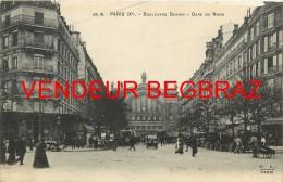 PARIS      BOULEVARD DENAIN    GARE DU NORD - Arrondissement: 10
