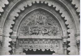 Prieuré De Ganagobie : Tympan Du Portail XIIè S. Coll Du Prieuré - Altri Comuni