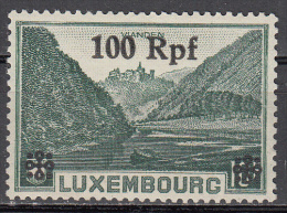 Luxembourg   Scott No.  N32     Unused Hinged     Year  1940 - 1940-1944 Occupation Allemande