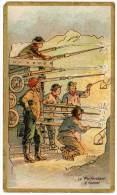 Chromo : Le Perforateur à Tunnel (ouvrier, Travail, Mine) - Otros