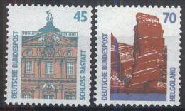 DEUTSCHLAND 1990 Mi-Nr. 1468/69 ** MNH (22) - [7] Repubblica Federale