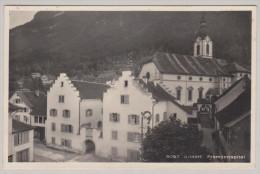 Uri ALTDORF 1928-VIII-9 Erstfeld Fremdenspital Foto #8057 - UR Uri