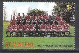ST-Vincent Y/T 1020 (**) - St.Vincent (1979-...)