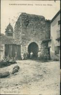 69 SAINT ANDEOL LE CHATEAU / L'Entrée Du Vieux Château / - Autres Communes