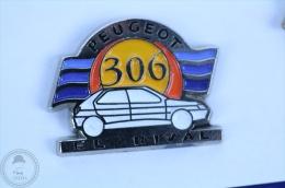 Peugeot 206 El Rival - Spanish Advertising - Pin Badge #PLS - Peugeot