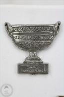 Rare Tennis Roland Garros - Simple Messieurs - Arthus Bertrand Paris  - Pin Badge #PLS - Tenis