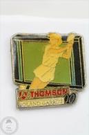 Thomson Tennis Roland Garros 1990  - Pin Badge #PLS - Tenis