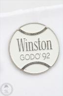 Tennis Ball Winston Godo 1992  - Pin Badge #PLS - Tenis