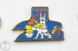 Tennis Stade 2 Starpins Paris - Pin Badge #PLS - Tenis