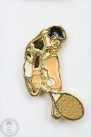 Tennis Player - Pin Badge #PLS - Tenis