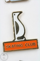 Penguin Skating Club - Pin Badge #PLS - Patinage Artistique